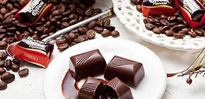 초콜렛을 먹었는데 커피풍미가?! ~60%