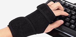 일상에 편안함을 더하는 손목, 발목, 무릎 보호대