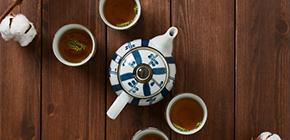 가을의 여유, 매일 차 한잔 어때요?