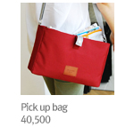 Pick up bag  40,500
