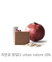 자연과 맞닿다 urban nature 20%