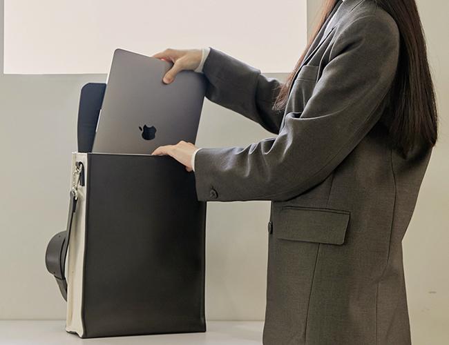 노트북 가방에 대한 편견