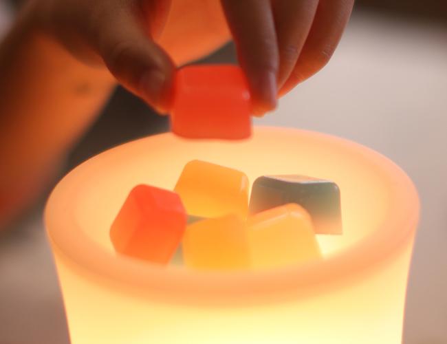 직접 고른 큐브로 셀프블렌딩