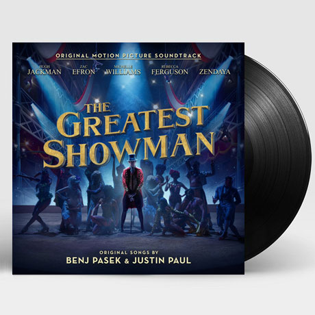 THE GREATEST SHOWMAN [위대한 쇼맨] [LP]