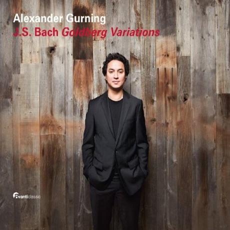 GOLDBERG VARIATIONS/ ALEXANDER GURNING [SACD HYBRID]