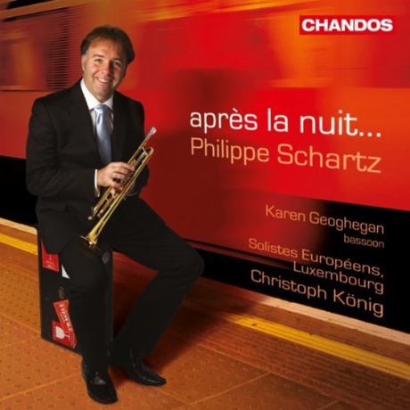 APRES LA NUIT.../ PHILIPPE SCHARTZ, CHRISTOPH KONIG