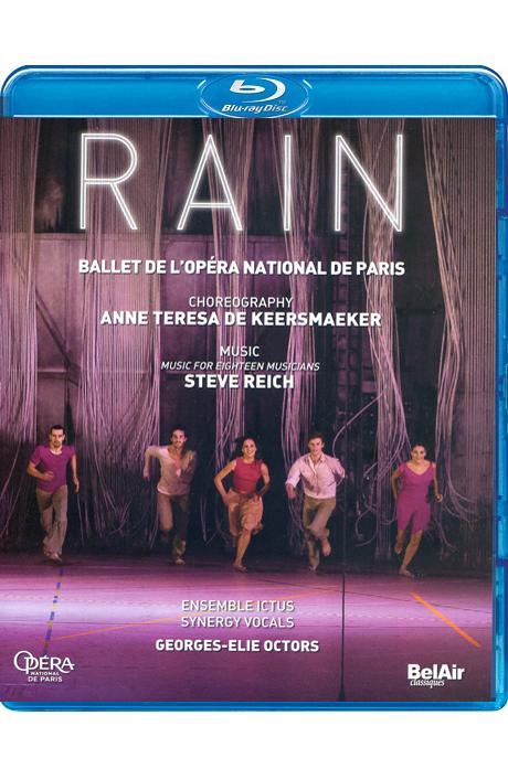 RAIN/ PARIS OPERA BALLET [미니멀 무용<레인>| 파리 오페라 발레]
