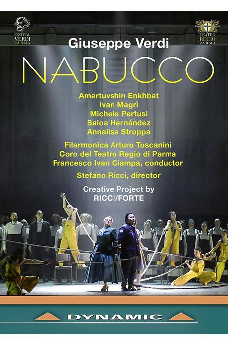 NABUCCO/ FRANCESCO IVAN CIAMPA [베르디: 나부코] [한글자막]