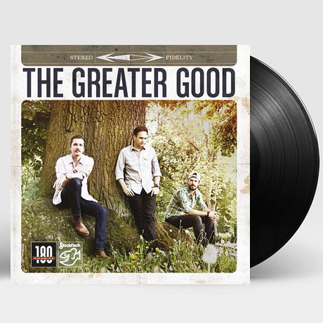 THE GREATER GOOD [180G LP]