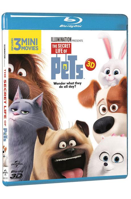 마이펫의 이중생활 3D+2D [THE SECRET LIFE OF PETS]