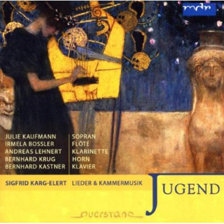 LIEDER & KAMMERMUSIK/ JULIE KAUFMANN, IRMELA BOSSLER