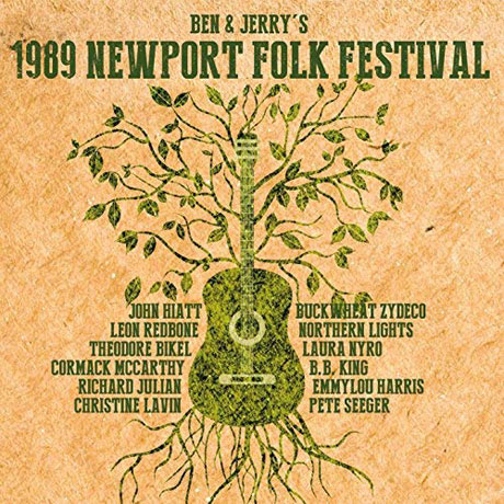 NEWPORT FOLK FESTIVAL 1989