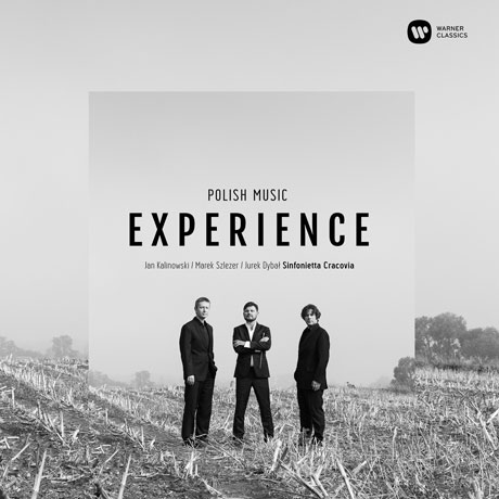 EXPERIENCE: POLISH MUSIC/ JAN KALINOWSKI, MAREK SZLEZER, JUREK DYBAL [익스피리언스: 폴란드 뮤직 - 신포니에타 크라코비아, 칼리노브스키, 슐레제르]