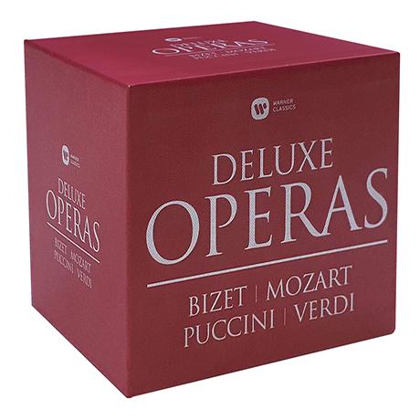 DELUXE OPERAS [오페라 딜럭스: 카르멘, 마술피리, 돈지오반니, 토스카, 라트라비아타]