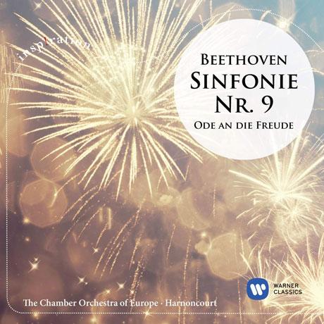 SYMPHONY NO.9/ NIKOLAUS HARNONCOURT [INSPIRATION] [베토벤: 교향곡 9번 - 유럽 실내 관현악단, 아르농쿠르]