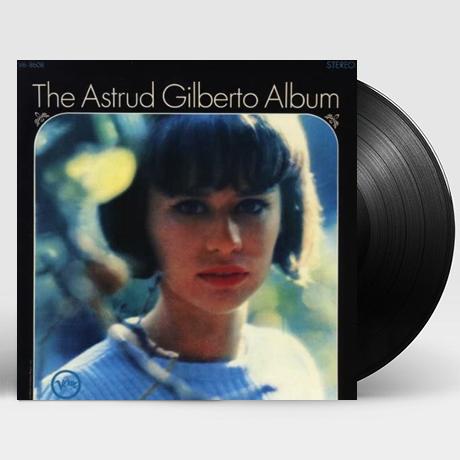 THE ASTRUD GILBERTO ALBUM [SCHALLPLATTEN ORIGINALE] [LP]