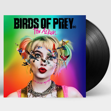 BIRDS OF PREY: THE ALBUM [버즈 오브 프레이: 할리 퀸의 황홀한 해방] [LP]