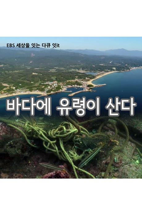 EBS 바다에 유령이 산다: 바다 쓰레기의 실태 [주문제작상품]