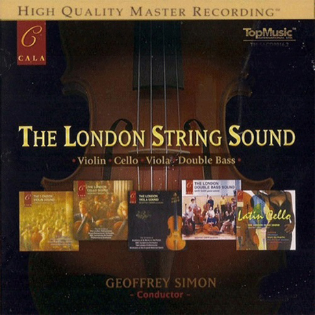 THE LONDON STRING SOUND/ GEOFFREY SIMON [180G LP]