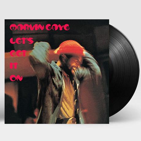 LET'S GET IT ON [180G LP]