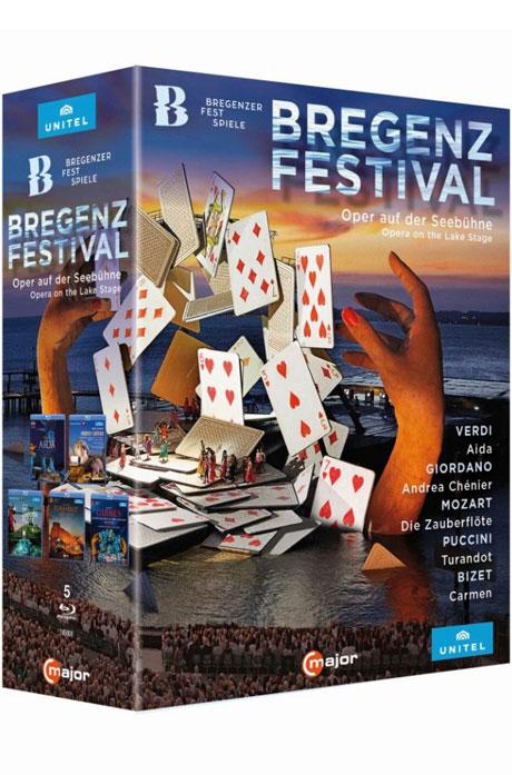 BREGENZ FESTIVAL: OPERA ON THE LAKE STAGE [2009-2018 브렌겐츠 페스티벌 모음]