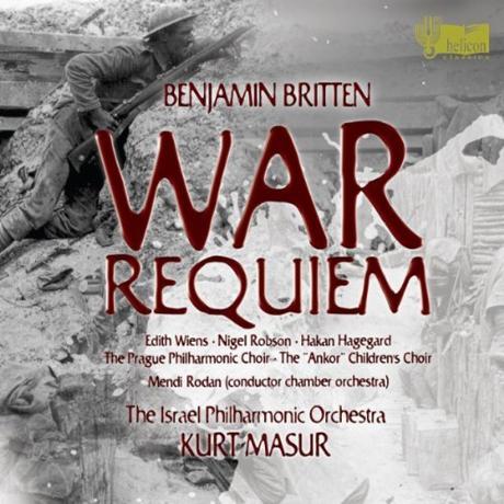 WAR REQUIEM OP.66/ KURT MASUR