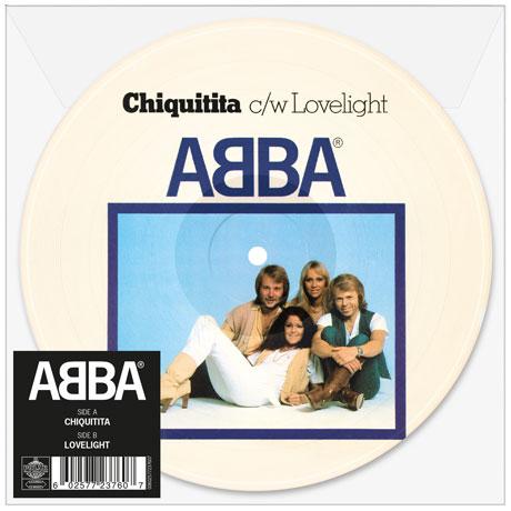 """CHIQUITITA [7"""" PICTURE LP]"""