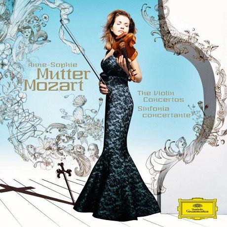 MOZART THE VIOLIN CONCERTOS/ YURI BASHMET [모차르트: 바이올린 협주곡 - 안네 소피 무터]