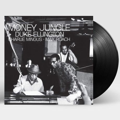 MONEY JUNGLE [BLUE NOTE TONE POET SERIES] [한정반] [180G LP]