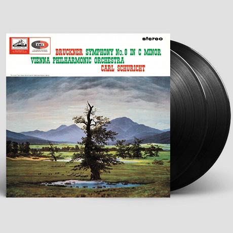 BRUCKNER SYMPHONY NO.8/ CARL SCHURICHT [브루크너: 교향곡 8번 - 칼 슈리히트] [LP]