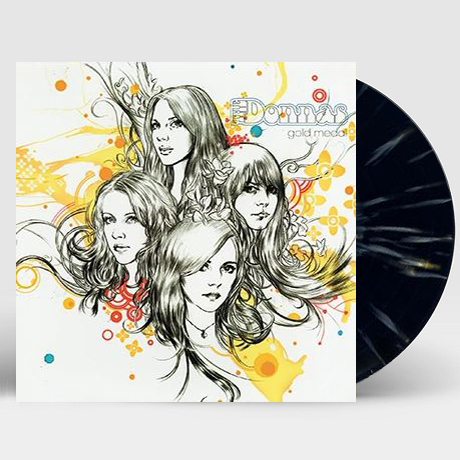 GOLD MEDAL [BLACK & GOLD SPLATTER LP] [한정반]