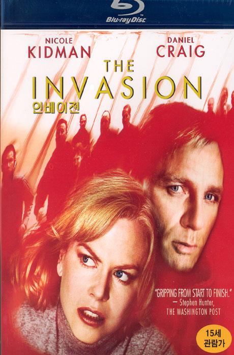 인베이젼 [THE INVASION] [블루레이 전용플레이어 사용] [12년 3월 워너 블루레이 할인행사]