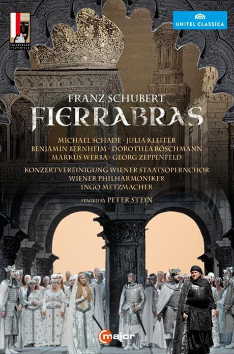 FIERRABRAS/ INGO METZMACHER [슈베르트: 피에라브라스]
