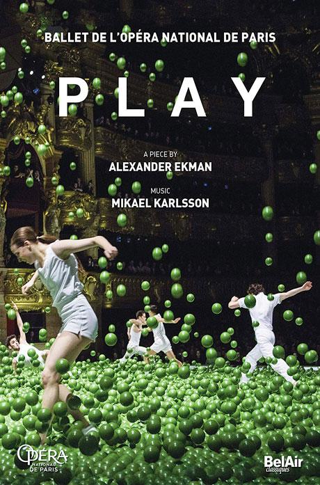 PLAY/ ALEXANDER EKMAN [에크만(안무) & 카를손: 놀이 - 파리오페라 발레단]