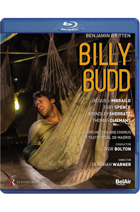 BILLY BUDD/ IVOR BOLTON [브리튼: 빌리 버드] [한글자막]