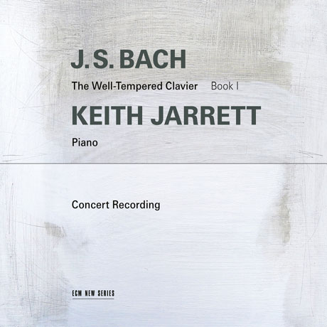 BACH:THE WELL-TEMPERED CLAVIER BOOK 1 [CONCERT RECORDING]