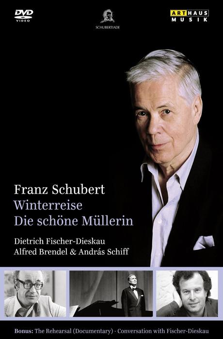 WINTERREISE/ DIETRICH FISCHER-DIESKAU, ALFRED BRENDEL [피셔 디스카우: 겨울 나그네&아름다운 물레방앗간 아가씨]