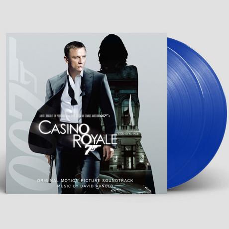 CASINO ROYALE [007 카지노 로얄] [180G BLUE LP]