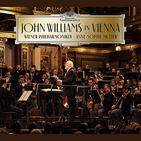LIVE IN VIENNA/ ANNE-SOPHIE MUTTER [존 윌리엄스: 빈 실황 - 안네 소피 무터] [한정반]