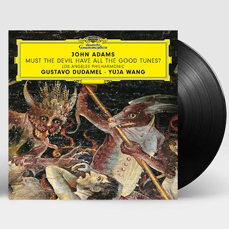 MUST THE DEVIL HAVE ALL THE GOOD TUNES?/ YUJA WANG, GUSTAVO DUDAMEL [존 아담스: 피아노 협주곡<마귀가 좋은 선율을 다 가져야 합니까?>| 유자 왕, 두다멜] [한정반] [LP]