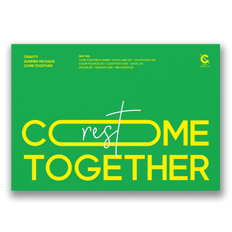 COME TOGETHER: SUMMER PACKAGE [REST VER]