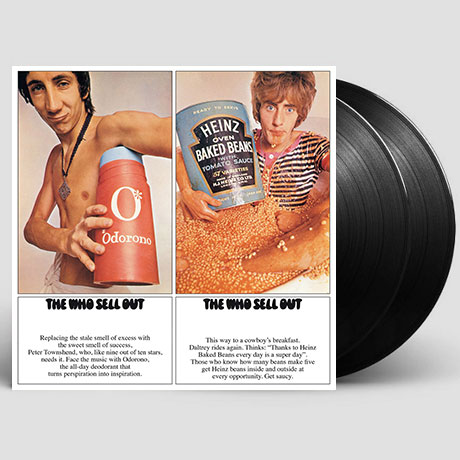 SELL OUT [STEREO DELUXE] [REMASTERED] [LP]