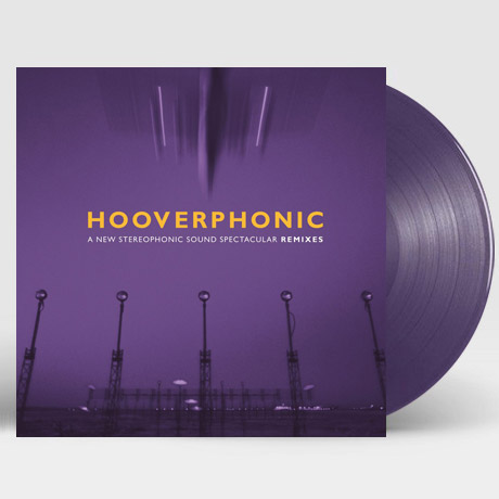 A NEW STEREOPHONIC SOUND SPECTACULAR [REMIXES] [180G PURPLE LP]