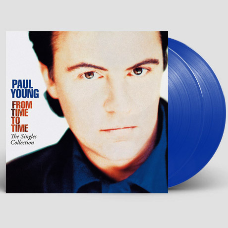 FROM TIME TO TIME: THE SINGLES COLLECTION [180G BLUE LP]
