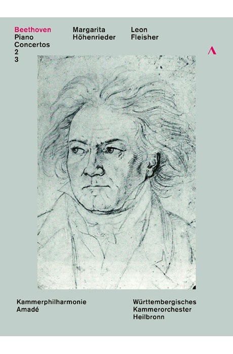 PIANO CONCERTOS 2 & 3/ MARGARITA HOHENRIEDER, LEON FLEISHER [베토벤: 피아노 협주곡 2, 3번] [한글자막]