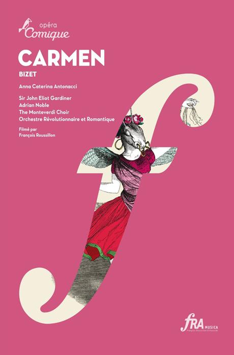 CARMEN/ JOHN ELIOT GARDINER [비제: 카르멘]