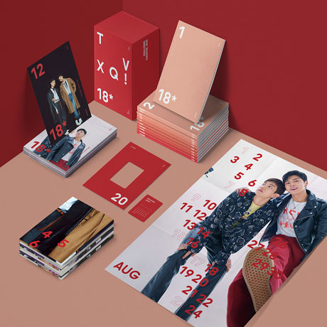 2018 TVXQ! SEASONS GREETINGS