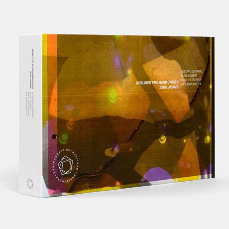 BERLINER PHILHARMONIKER EDITION [4CD+2BD] [존 애덤스: 베를린 필 관현악 모음집]