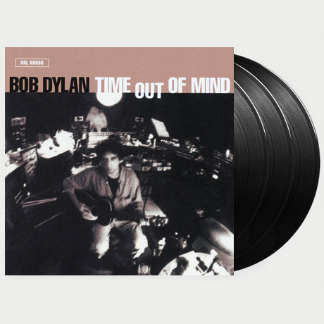 TIME OUT OF MIND: 20TH ANNIVERSARY [LIMITED] [2LP+7