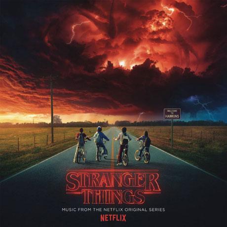 STRANGER THINGS: THE NETFLIX ORIGINAL SERIES [기묘한 이야기 시즌 1 & 2]
